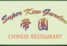 Super Kew Garden & King Garden Menu