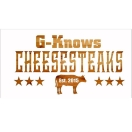G-Knows Cheesesteaks Menu