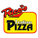 Rico's Pizza Menu