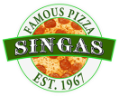 Singas Famous Pizza & Grill Menu