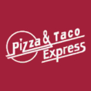 Image result for pizza taco express logo