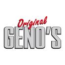The Original Geno's Pizza and Cheesesteak Menu