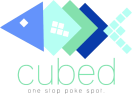 Cubed Poke Menu