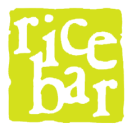Rice Bar Menu