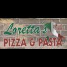 Loretta's Pizza Menu