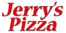 Jerry's Pizza Menu