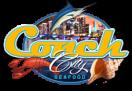 Conchcity Seafood Menu