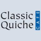 Classic Quiche Cafe Menu