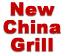 New China Grill Menu