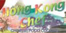Hong Kong Chef Menu