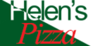 Helens Pizza Menu