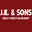 JK & Sons Deli Restaurant Menu