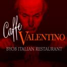 Caffe Valentino Menu