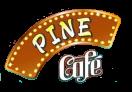 Pine Cafe Menu