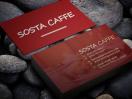 Sosta Caffe Menu