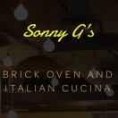 Sonny G's Brick Oven and Italian Cucina Menu