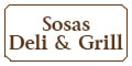 Sosas Deli & Grill Menu