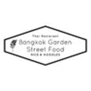Bangkok Garden Street Food Menu