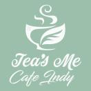Tea's Me Cafe Indy Menu