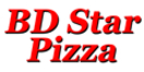 BD Star Pizza Menu