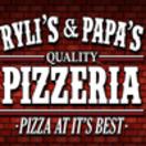 Ryli's & Papa's Pizzeria Menu