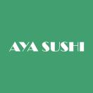 Aya Sushi Menu