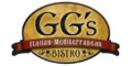 GG's Bistro Menu