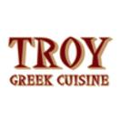 Troy Greek Cuisine Menu