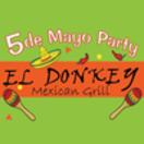 El Donkey Mexican Grill Menu