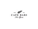 Cafe Bari Menu