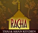Racha Noodles & Thai Cuisine Menu