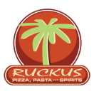 Ruckus Pizza, Pasta & Spirits Menu