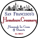 San Francisco's Hometown Creamery Menu