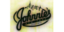 Johnnie's NY Pizza Menu