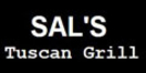Sal's Tuscan Grill Menu
