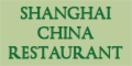 Shanghai China Restaurant Menu