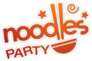 Noodles Party Menu