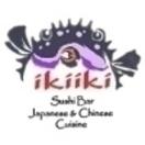 Ikiiki Sushi Bar Menu