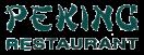 Peking Chinese Restaurant Menu