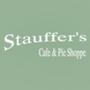 Stauffer's Cafe & Pie Shoppe Menu