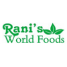 Rani's World Foods Menu