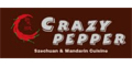 Crazy Pepper Menu