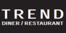Trend Diner Menu