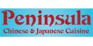 Peninsula Asian Fusion Menu