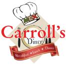 Mex Carroll's Diner Menu