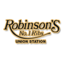Robinson's No. 1 Ribs Menu