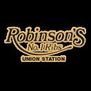 Robinson's No. 1 Ribs Menu