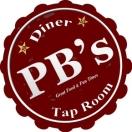 PB's Diner & Tap Room Menu
