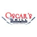 Oscar's Grill Menu