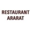 Restaurant Ararat Menu